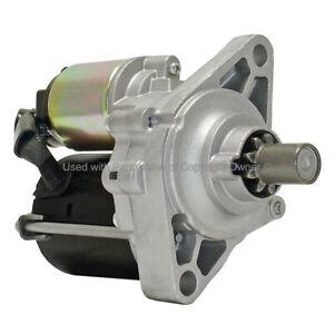 Starter Motor-New Quality-Built 17741N