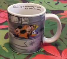 Disneyland Resort Coffee Mug Tea Cup Mickey Mouse and Friends