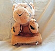Gund Classic Winnie the Pooh Tigger Hand Puppet Plush Animal Disney Orange