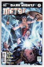 DARK NIGHTS: METAL #5 DC Comics TONY DANIEL WONDER WOMAN VARIANT COVER! Batman