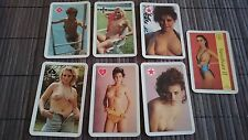 Vintage Playing Cards Erotic