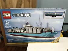 Lego 10241 Maersk Line Triple-E New in Box