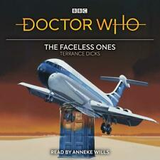 Doctor Who: The Faceless Ones: 2nd Doctor Novelisation by Terrance Dicks