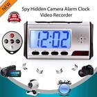 HD Digital Spy Camera Alarm Clock Hidden Video Camera Cam DVR Motion Detector GN