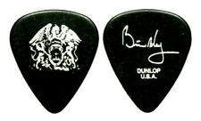 Queen Brian May 2005 Tour Silver Foil Guitar Pick Freddie Mercury