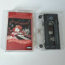 THE RED HOT CHILI PEPPERS ONE HOT MINUTE CASSETTE TAPE WARNER BROS 1995