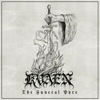 Kvaen - The Funeral Pyre [New CD]