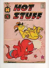 Hot Stuff,The Little Devil #28 1960 1 st Print Fn 6 10c Cov; Stumbo TOUGH Harvey
