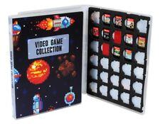 Nintendo Switch Cartridge Game Case, Holds 30 Game Cartridges - 8-bit