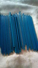 Zabawki Micro Knex Spares Blue Rods 138mm X 50 With Free P&P