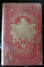"""La fortune de Gaspard"". Comtesse de Ségur. 1883"