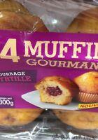 Lot Revendeur Destockage Solderie Palettes De 16 Muffins Myrtille Dlc Longue