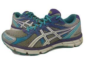 Asics Gel-Excite 2 Running Hiking Sneaker Shoes Blue/Purple Men's Size 11