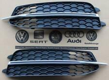 Audi A6 4G original Gitter Kühlergrill Stoßstange S-Line grill for bumper S6 C7