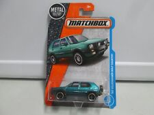Matchbox '90 Volkswagen Golf Country