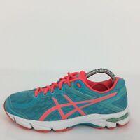 Asics GT-1000 Blue Textile Sports Trainer Sneaker C558N Women Size UK 5.5 Eur 39