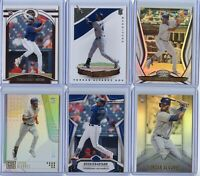 2020 Chronicles YORDAN ALVAREZ 6 Card Rookie Lot - Houston Astros