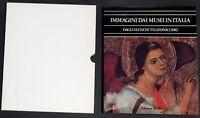 Libro - Immagini dai Musei in Italia degli Elenchi Telefonici del 1982