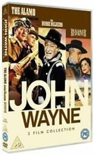 John Wayne Collection 3 - The Alamo/The Horse Soldiers/Red River - DVD - New