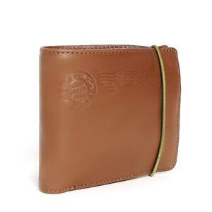 Diesel Mens Hiresh S X03254 Pocket Wallet Brown