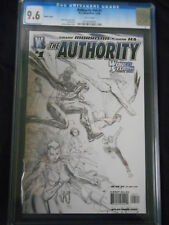 AUTHORITY VOL 4 #1 (SKETCH COVER) CGC 9.6 (DC/WILDSTORM COMICS 2006)