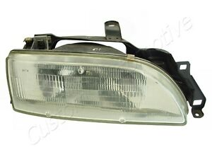 89-92 GEO PRIZM RH HEADLIGHT ASSEMBLY 94845901 passenger right head light lamp