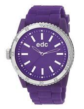 EDC by Esprit Damenuhr Military Starlet Crazy Purple EE100922006  Analog  Siliko