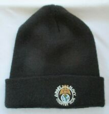 ARMY NAVY COUNTRY CLUB BLACK KNIT HAT
