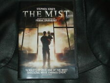 THE MIST 2007 R rated Stephen King Horror DVD Thomas Jane Andre Braugher Viewed