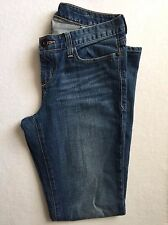 Eddie Bauer women's jeans 6R Classic Boot cut medium wash C-12