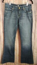 Seven For All Mankind A pocket boot cut jeans size 26 EUC