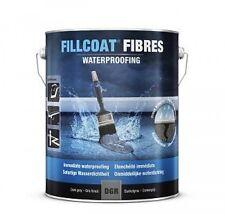Rust-Oleum 1 Liter Fillcoat Fibres Dachbeschichtung wasserdicht für Dachrinnen