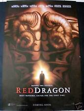 Red Dragon (2002) TEASER MOVIE POSTER