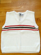 KITESTRINGS BOYS SWEATER VEST, SIZE 8/10,  PERFECT CONDITION