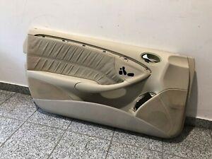 Mercedes CLK W209 Cabrio Türverkleidung Seitenverkleidung Türpappe Leder Links