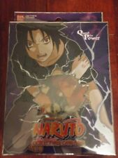 "Naruto CCG Cards Quest for Power ""Sasuke B-2"" (Purple) Starter Deck Set SEALED"