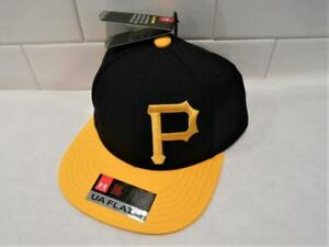 New Licensed Under Armour Pittsburgh Pirates YOUTH Size Snapback Hat B81