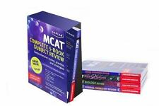 Kaplan MCAT Review Complete 5-Book Subject Review Kaplan Test Prep
