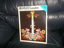 THE BEATLES COMPLETE GUITAR ISSUE NEARLY ALL BEATLES SONS WITH LYRICS AND MUSIC