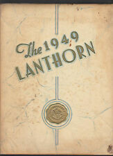 Nazareth Academy Rochester NY 1949 Yearbook The Lanthorn