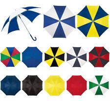 Regenschirm Automatik Schirm Stockschirm mit Kunststoffgriff