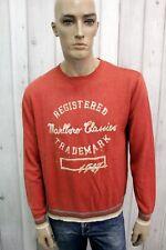 MARLBORO CLASSICS Maglione Uomo Taglia L Invernale Casual Sweater Pullover
