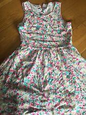 miss evie girls summer dress  age 10-11