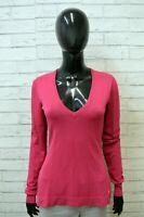 Liu Jo Maglione Donna Taglia 42 S Felpa Pullover Maglia Cardigan Maglia Sweater