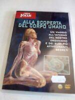 DVD ALLA SCOPERTA DEL CORPO UMANO FOCUS