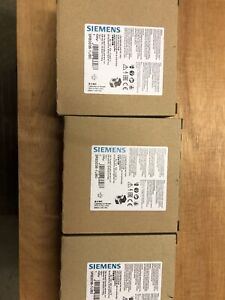 3 OFF SIEMENS 3RB3036-1UB0 12.5-50A Electronic Overload Relays