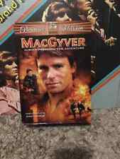 MacGyver - The Complete First Season (Dvd, 2005, 6-Disc Set)