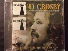 David Crosby - Live At Matrix - CD