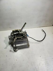 2008 LAND ROVER L322  AUTOMATIC TRANSMISSION SHIFTER BOX w/ HANDLE & CABLE