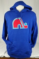 Brand New Majestic NHL Quebec Nordiques Pull Over Sweatshirt